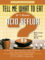 Tell Me What to Eat if I Have Acid Reflux, Revised Edition