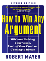 How to Win Any Argument, Revised Edition