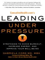 ExecutiveHealth.com's Leading Under Pressure