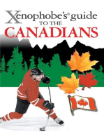 Xenophobe's Guide to the Canadians