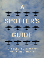 A Spotter's Guide to Selected Aircraft of World War II
