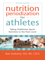 Nutrition Periodization for Athletes