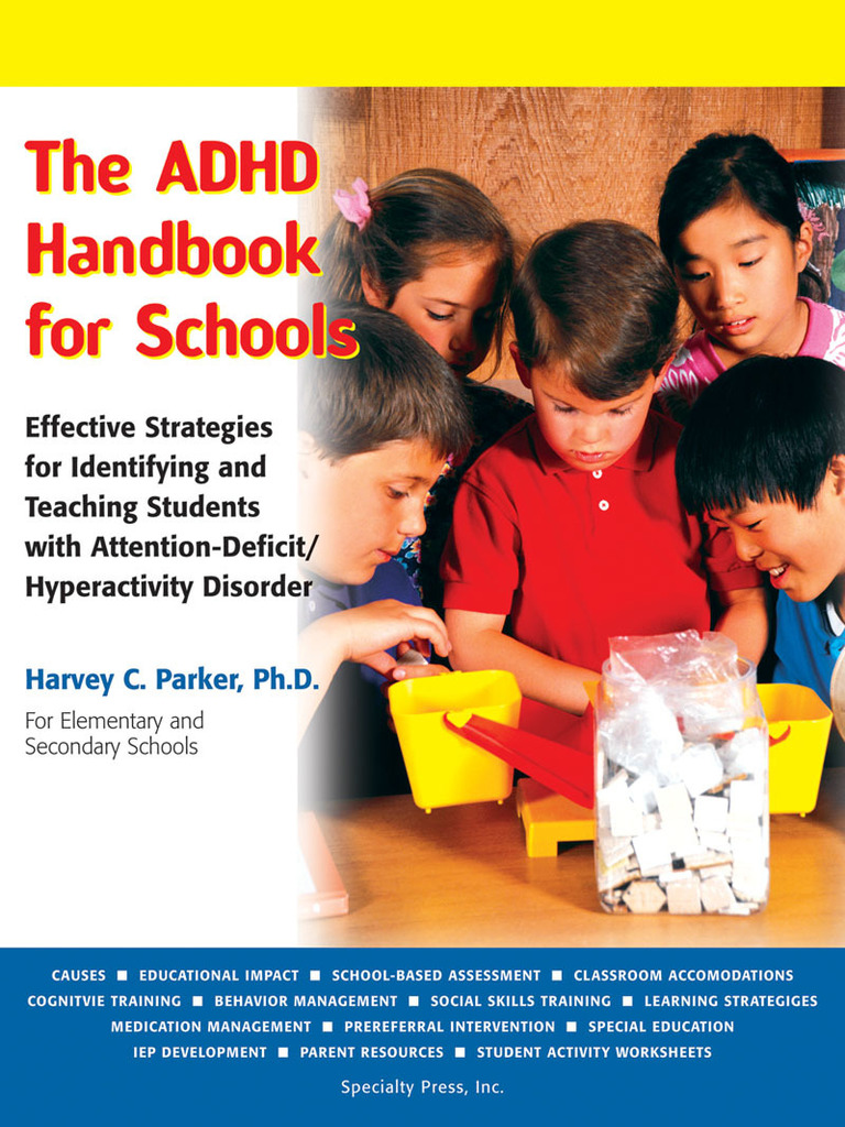 Trauma And Adhd May Lead Women To Self Harm Futurity >> The Adhd Handbook For Schools By Harvey C Parker Read Online