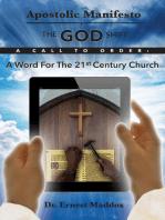 Apostolic Manifesto