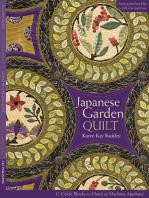 Japanese Garden Quilt