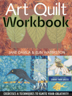 Art Quilt Workbook
