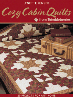 Cozy Cabin Quilts from Thimbleberries