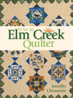 To Be an Elm Creek Quilter