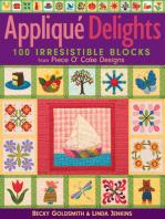 Applique Delights