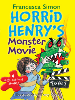 Horrid Henry's Monster Movie