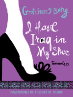 I Have Iraq in My Shoe