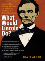 What Would Lincoln Do?
