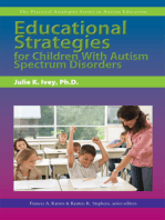 Educational Strategies for Children With Autism Spectrum Disorders
