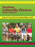 Teaching Culturally Diverse Gifted Students