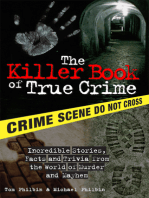 Killer Book of True Crime