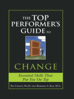 The Top Performer's Guide to Change