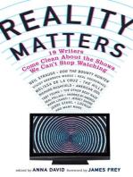 Reality Matters