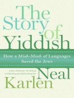 The Story of Yiddish