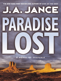 Paradise Lost: A Brady Novel of Suspense