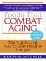 Foods That Combat Aging