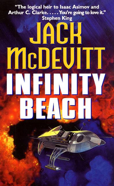 Infinity Beach By Jack Mcdevitt By Jack Mcdevitt Read Online