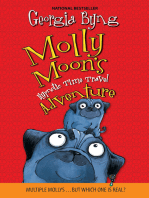 Molly Moon's Hypnotic Time Travel Adventure