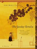 The Sunday Tertulia: A Novel
