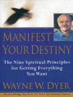 Manifest Your Destiny