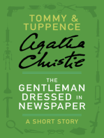 The Gentleman Dressed in Newspaper: A Tommy & Tuppence Story