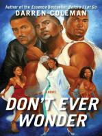 Don't Ever Wonder