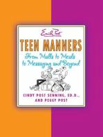 Teen Manners
