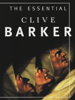 The Essential Clive Barker