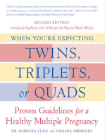 When You're Expecting Twins, Triplets, or Quads