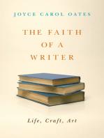 The Faith of a Writer