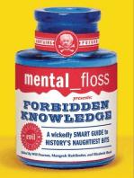 mental floss presents Forbidden Knowledge