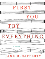 First You Try Everything