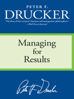 Managing for Results
