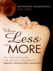 When Less Is More: The Complete Guide for Women Considering Breast Reduction Surgery