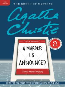 Read A Murder Is Announced Online By Agatha Christie Books