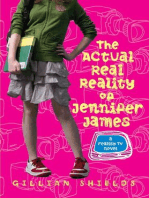 The Actual Real Reality of Jennifer James