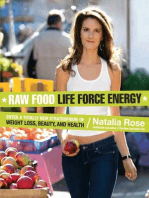 Raw Food Life Force Energy