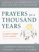 Prayers for a Thousand Years