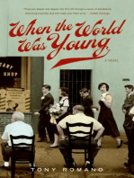 When the World Was Young