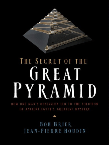 Read The Secret Of The Great Pyramid Online By Bob Brier And Jean Pierre Houdin Books