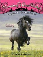 Running Horse Ridge #1