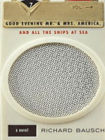 Good Evening Mr. and Mrs. America, and All the Ships at Sea