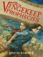 The Vengekeep Prophecies