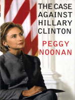 The Case Against Hillary Clinton
