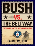 Bush vs. the Beltway
