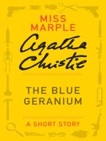The Blue Geranium